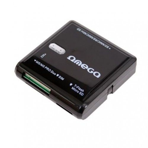 OMEGA USB CARD READER OUCRB + SIM READER (ODC)