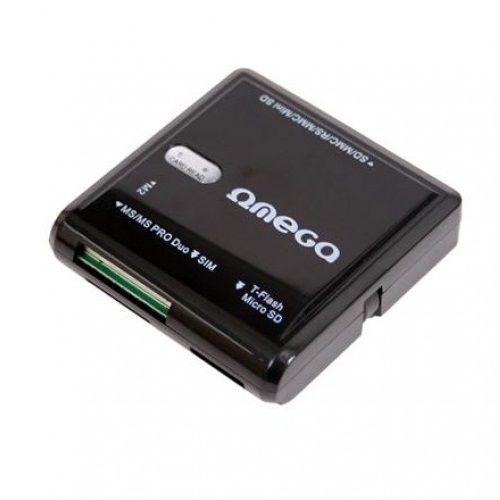 OMEGA USB CARD READER OUCRB + SIM READER (ODC)