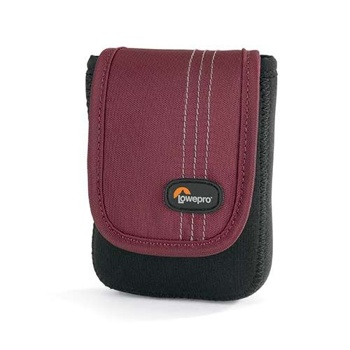 LOWEPRO DUBLIN 20 CRNA/BORDO (RFT)
