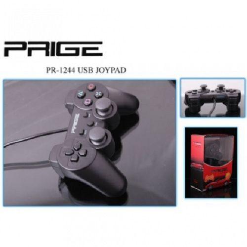 PRIGE GAMEPAD PR-1244 USB 2.0 DUAL ANALOG VIBRATION