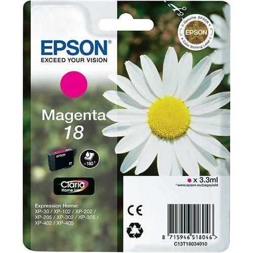 EPSON INK T1803 MAGENTA INK ZA XP-102/202/30/305/405