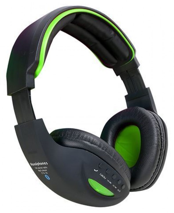 MS SLUSALICE BASE bluetooth s mikrofonom zelene