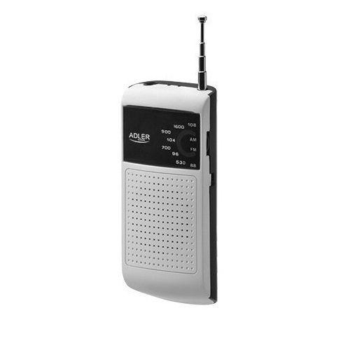 ADLER AD1159W RADIO TRANZISTOR