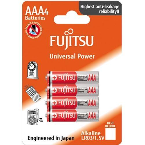 FUJITSU ALK. LR03(4B) FU-W-FI BATERIJA (RFT)