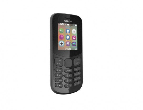 NOKIA 130 DS BLACK NEW DUAL SIM
