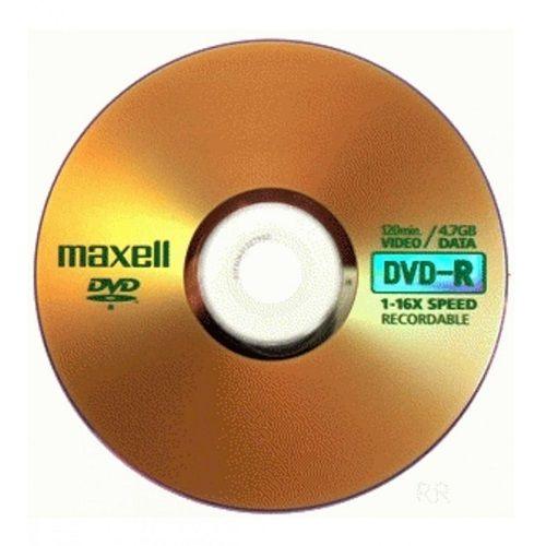 MAXELL DVD-R 4.7 16X ECONOMIC 100S