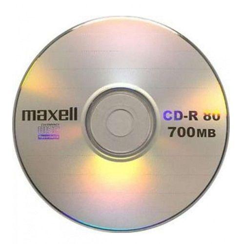MAXELL CD-R 80 52X CB/100