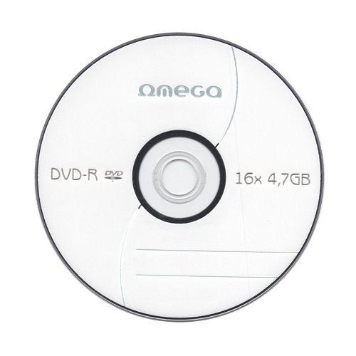 OMEGA DVD-R 16X 1/100 (ODC)