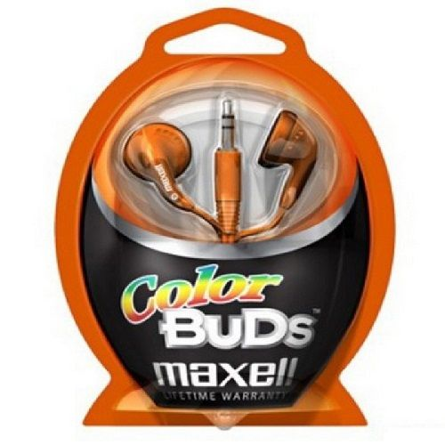 MAXELL CB-ORANGE STEREO SLUSALICE