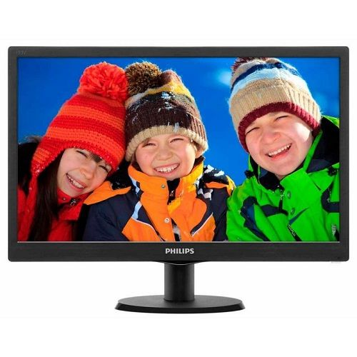 PHILIPS MONITOR 193V5LSB2/10 V-LINE 18.5' LED