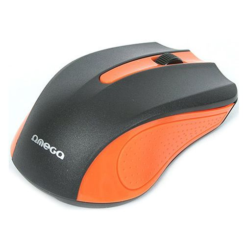 OMEGA MOUSE OM05O ORANGE USB (ODC)