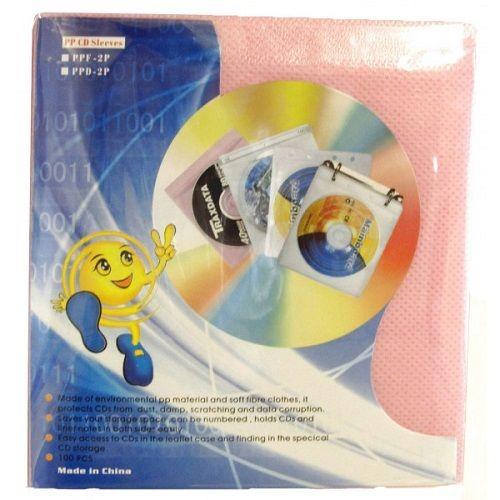 OMOT PVC DEBLJI ZA 2 CD (VVRT)