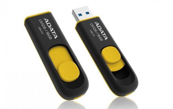 ADATA USB FD 16GB AUV128-16G-RBY ZUTI