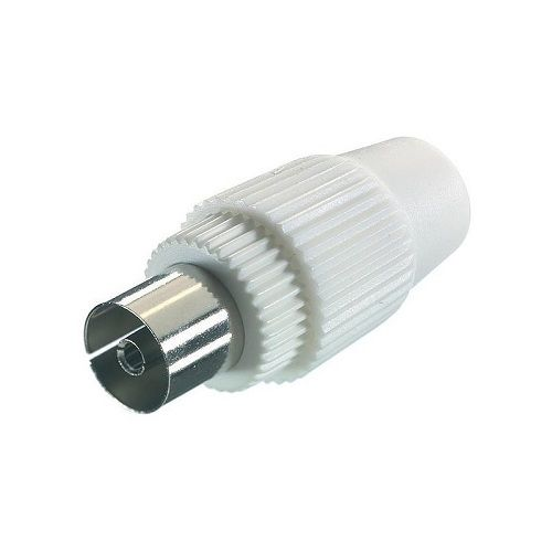VIVANCO Adapter Coax. socket Vv