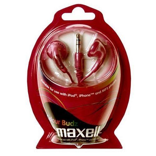 MAXELL SLUSALICE MXSCBR MP3 CB-CRVENE (ODC)