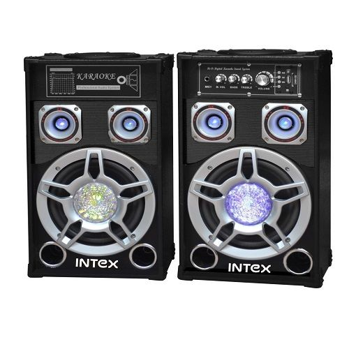 INTEX ZVUCNICI 2.0 DJ-801 SUF/BT (TNT)