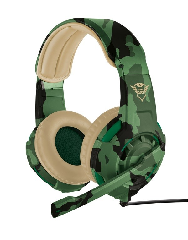 Trust Gaming GXT 310 Radius Gaming Headset - Jungle