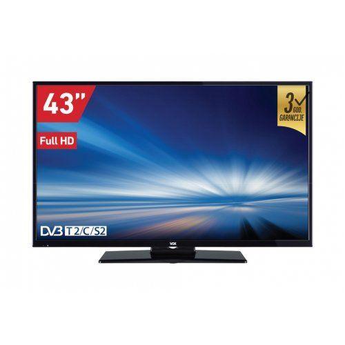 VOX TV LED 43DIS289B