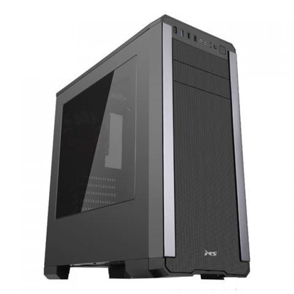 MSG ZEN GAMER Ryzen12008GBSSD120GB+1TBRX550-4GDVD-RW600W