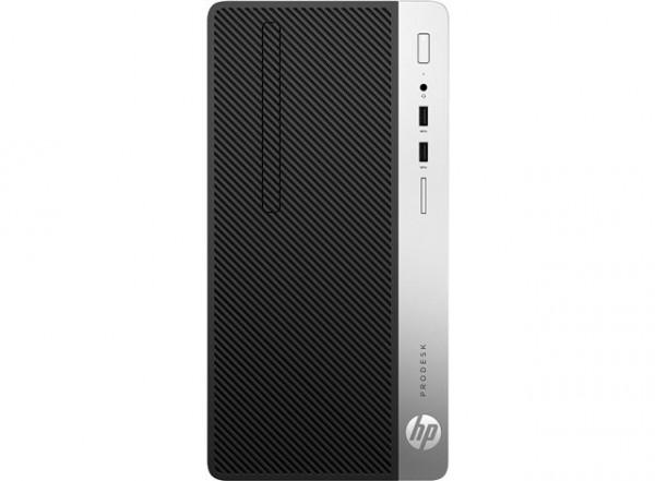 HP DES 400 MT i3-8100 4G1T W10p, 4HR93EA