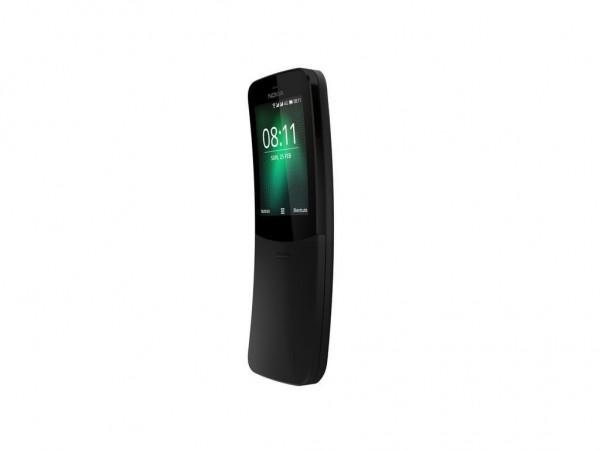 Nokia 8110 4G DS Black Dual Sim