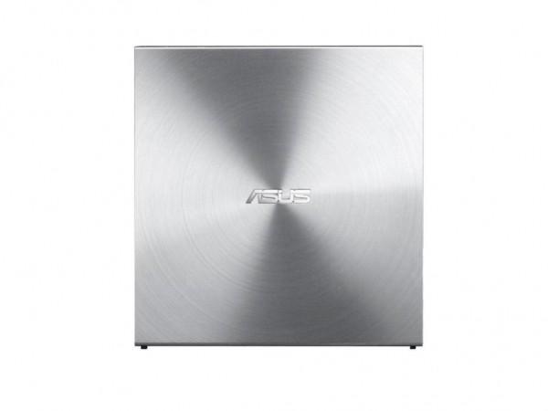 Asus DVD RW eksterni SDRW-08U5S-U, srebrni, ultra slim, USB 2.0' ( '90DD0112-M29000' )
