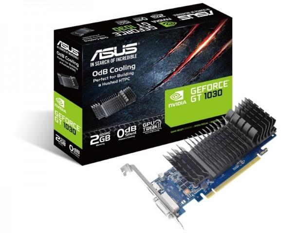 ASUS nVidia GeForce GT 1030 2GB 64bit GT1030-SL-2G-BRK
