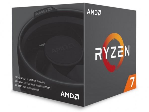 AMD Ryzen 7 8C16T 2700 (4.1GHz 20MB 65W AM4)' ( 'YD2700BBAFBOX' )