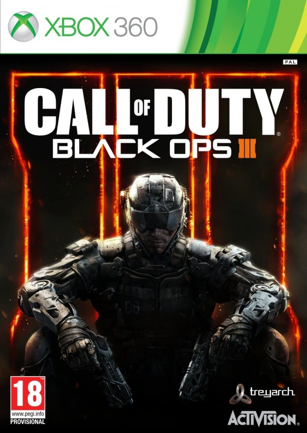 XBOX360 Call of Duty Black Ops 3 ( 87462EM, 87462UK )