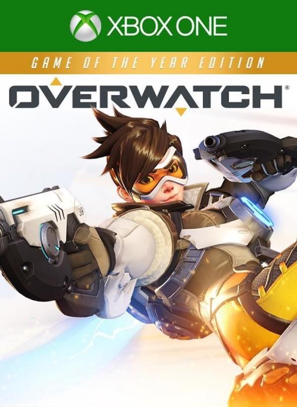 XBOXONE Overwatch GOTY ( 88130EN )