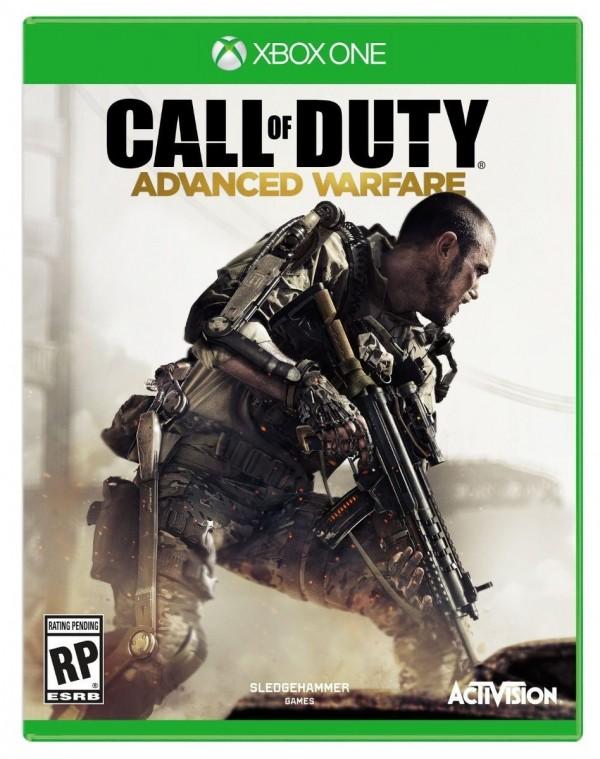 XBOXONE Call of Duty Advanced Warfare ( 87268EM )