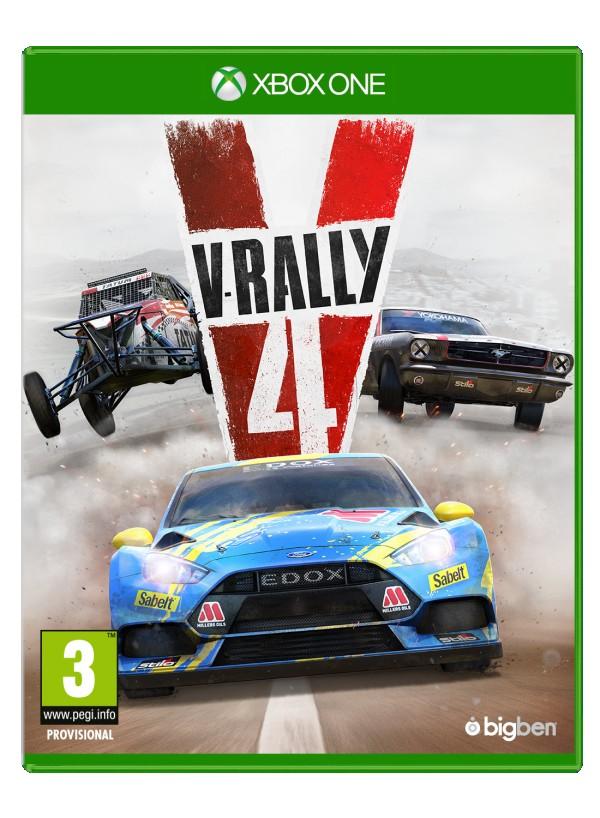 XBOXONE V-RALLY 4 (  )