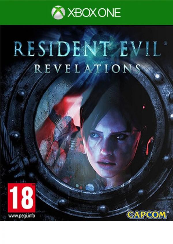 XBOXONE Resident Evil Revelations HD (  )