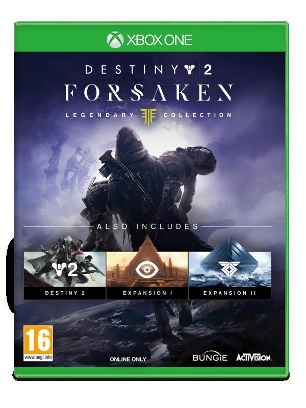 XBOXONE Destiny 2: Forsaken - Legendary Collection ( 88277EN )