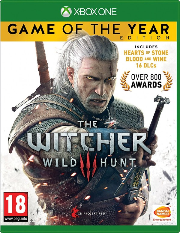 XBOXONE The Witcher 3 Wild Hunt GOTY (  )