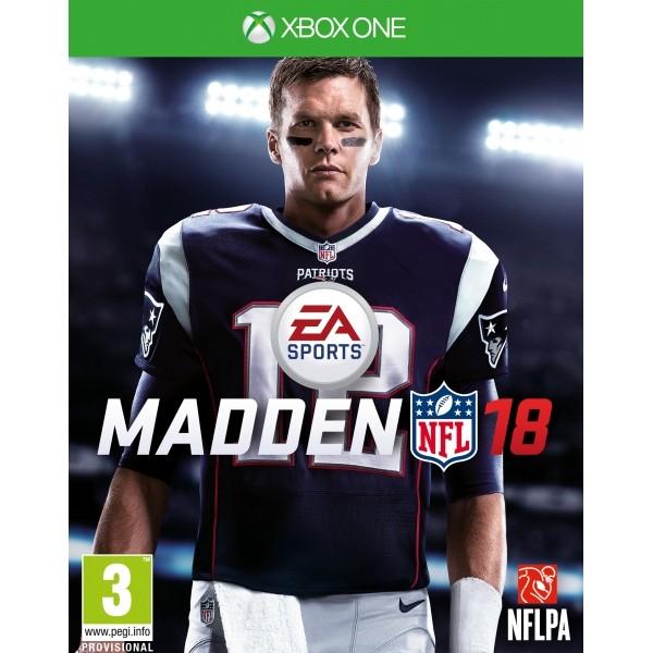 XBOXONE Madden NFL 18 ( E02395 )