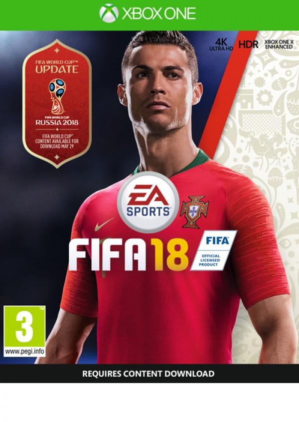 XBOXONE FIFA 18 ( E02331 )
