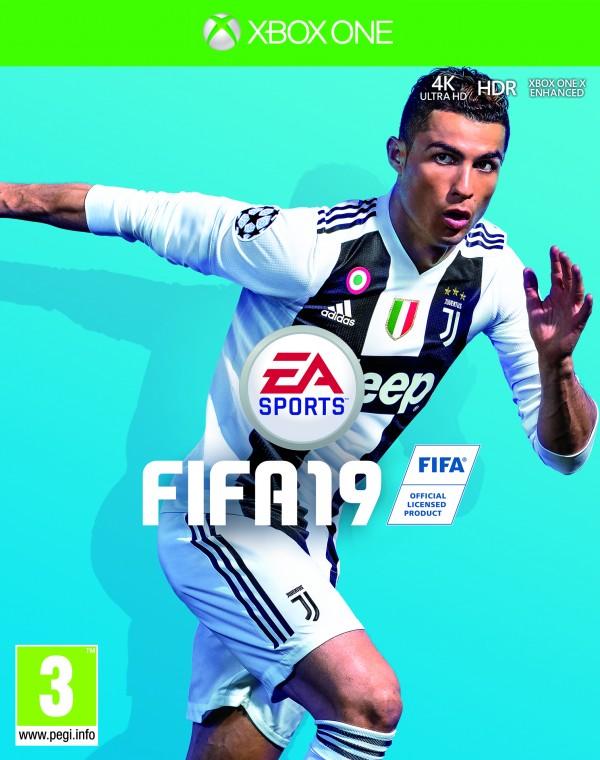 XBOXONE FIFA 19 ( E02801 )