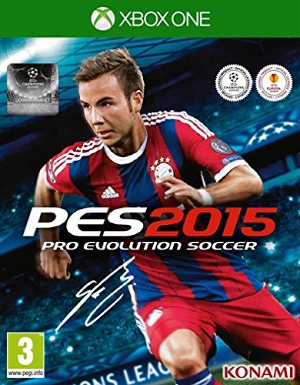 XBOXONE Pro Evolution Soccer 2015 (  )