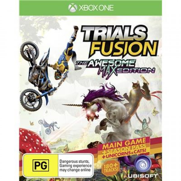 XBOXONE Trials Fusion The Awesome Max Edition ( XB1X-0092 )