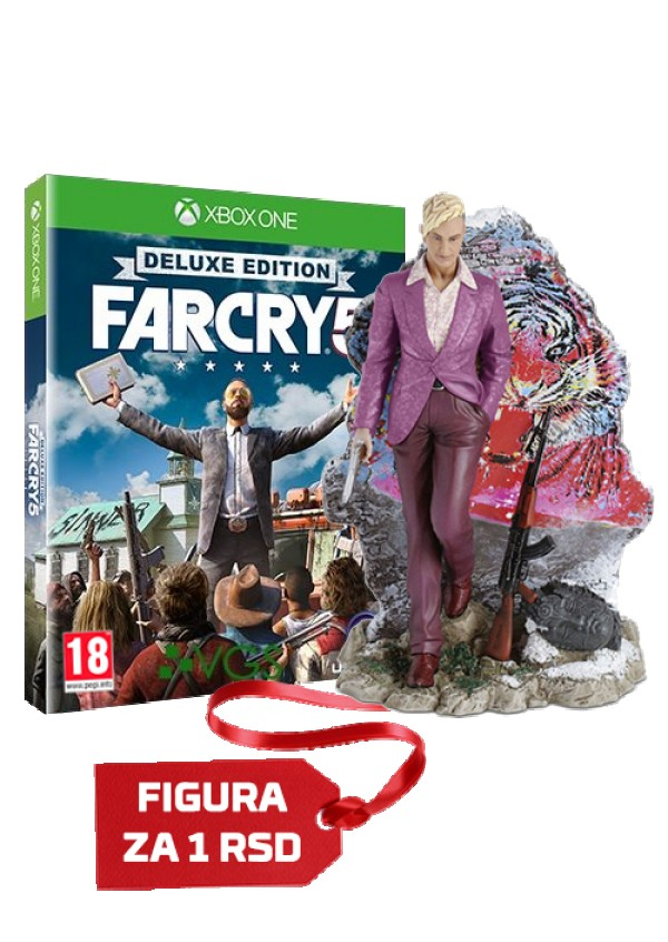 XBOXONE Far Cry 5 Deluxe Edition (  )