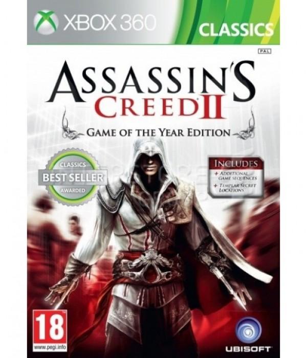 XBOX360 Assasin's Creed 2 GOTY Edition Classic (  )