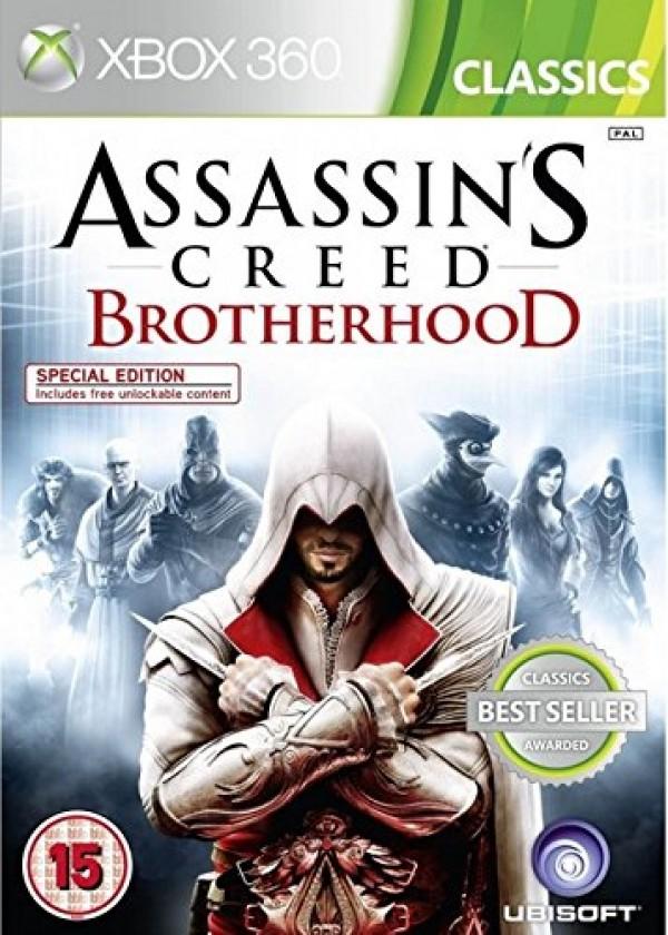 XBOX360 Assassin's Creed Brotherhood (  )