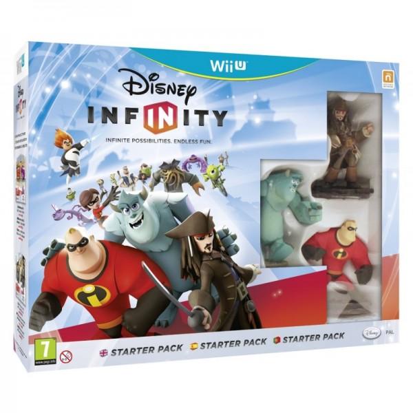 WiiU Infinity Starter Pack + 2 Power Discs (  )