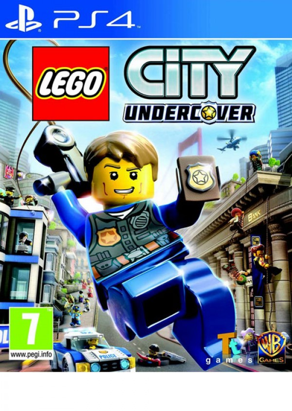 PS4 LEGO City Undercover (  )
