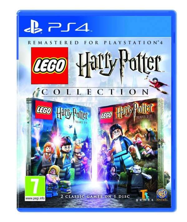 PS4 LEGO Harry Potter Collection (  )
