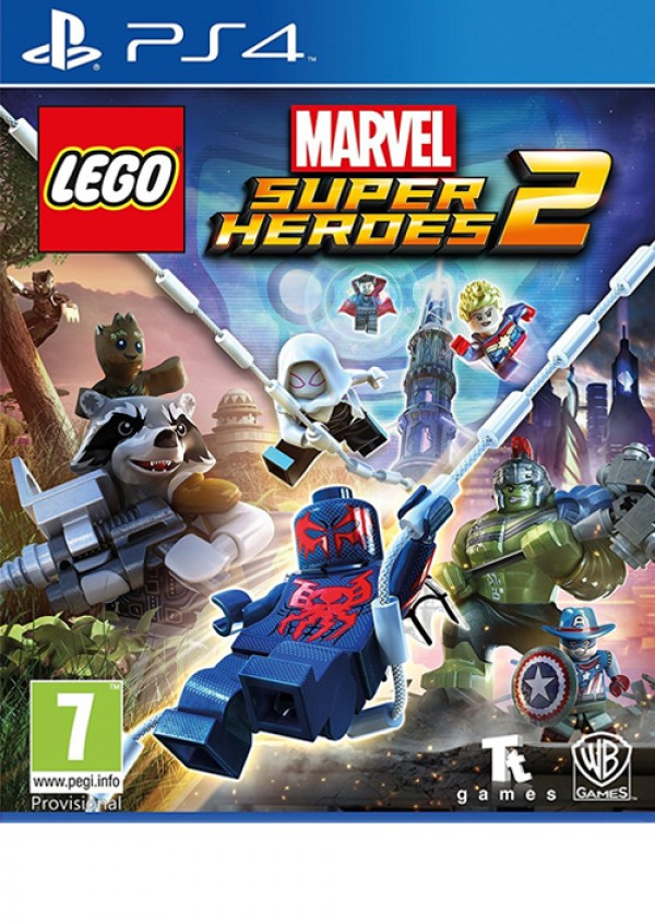 PS4 LEGO Marvel Super Heroes 2 (  )
