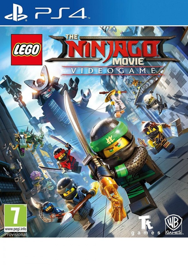 PS4 LEGO The Ninjago Movie Videogame (  )