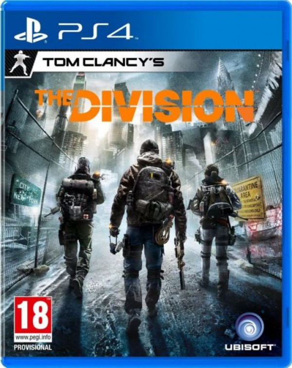 PS4 Tom Clancy's The Division ( PS4X-0139 )