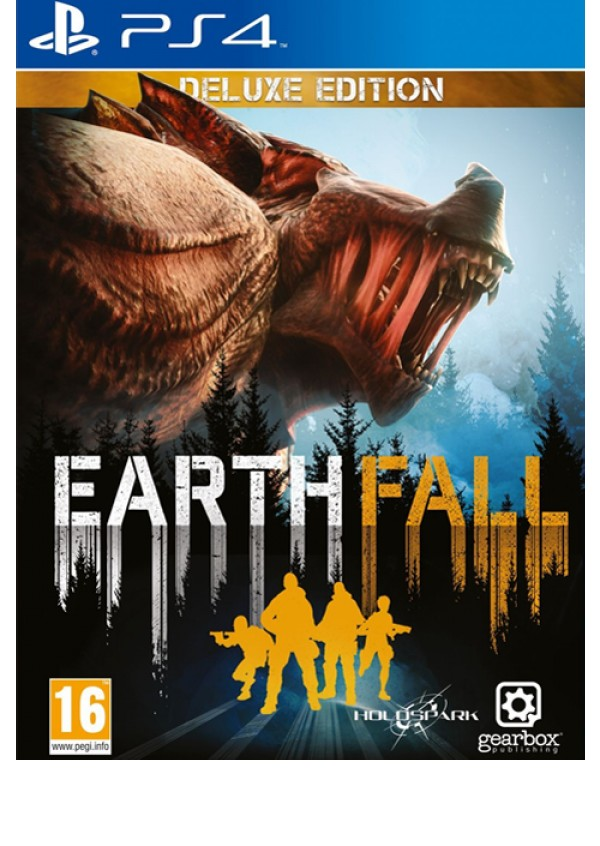 PS4 Earth Fall Deluxe Edition (  )